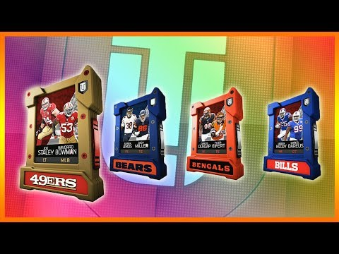 MADDEN 18 ULTIMATE TEAM - OPENING PACKS AND GETTING STARTED!!