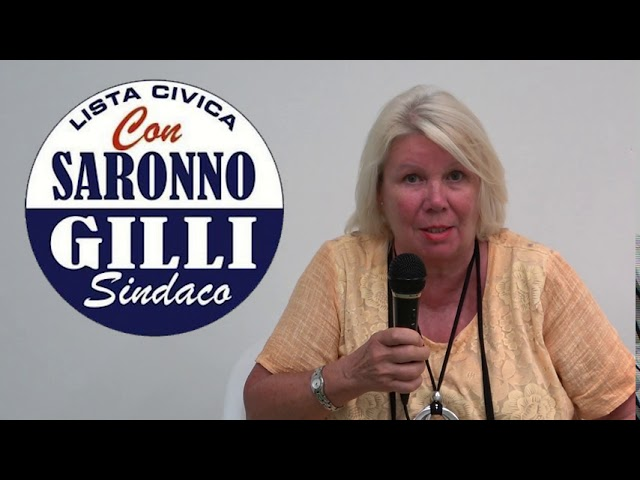 Graziana Casetto candidata consigliere per Gilli sindaco