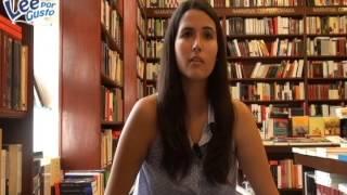 Entrevista a María José Caro sobre su libro
