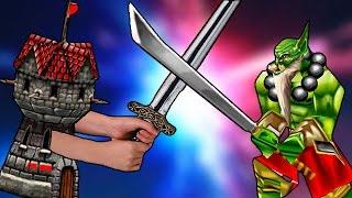 Герои или башни? Что выберешь ты в Warcraft 3?