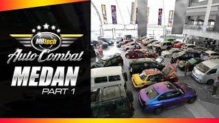 MBtech Auto Combat 2018 Medan #1