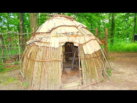 Ancient Native American Homes