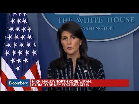 Haley Says Mattis Has Plenty of Options for North Korea