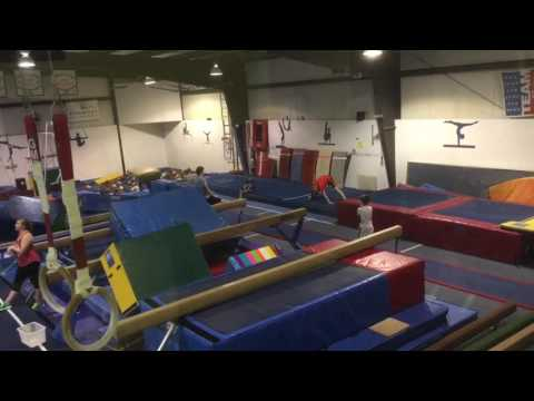 Gymnastic Training Video