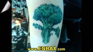 VEGAN Tattoos, Vegetarian Tattoos