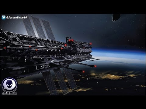 Alien Drone Caught Watching ISS Space Walk? Tragedy Hits Ufology 10/17/16