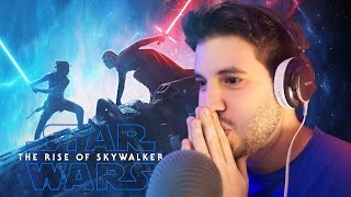 STAR WARS IX FINAL TRAILER REACCIÓN - DANI PARKER