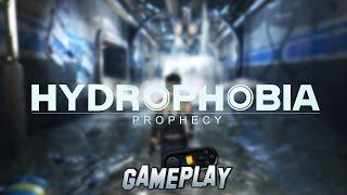 Hydrophobia Prophecy PC Gameplay