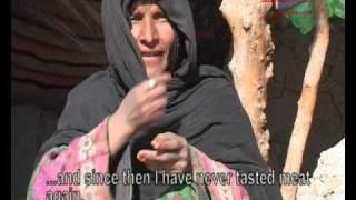 Kuchi Nomad camp, Afghanistan (November 2006)