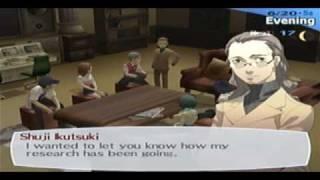 SMT Persona 3 FES: Meeting Koromaru
