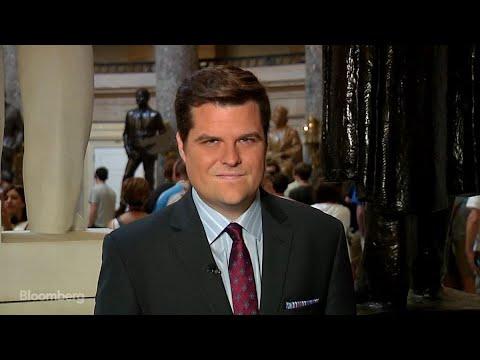 GOP Rep. Gaetz Says Farm Bill Wasn't Conservative Enough
