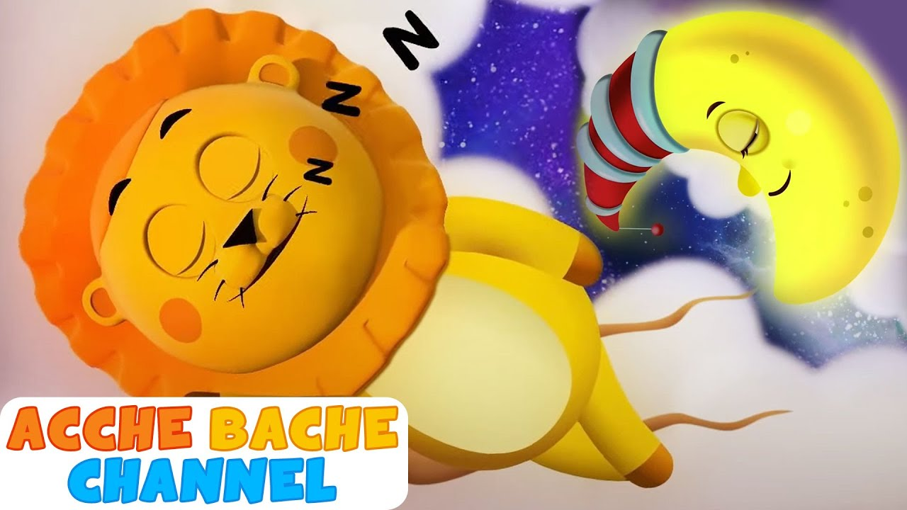 Super Relaxing Baby Music | Bedtime Lullabies for babies | Acche Bache Channel