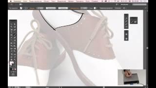 Создание иллюстрации с помощью планшета Intuos Pen&Touch small(С чего начать осваивать графический планшет? Попробуйте создать простую иллюстрацию на основе фотографии...., 2015-02-03T14:26:15.000Z)