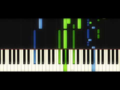 Blackbear - Idfc - Normal Piano Tutorial By MDVEVO