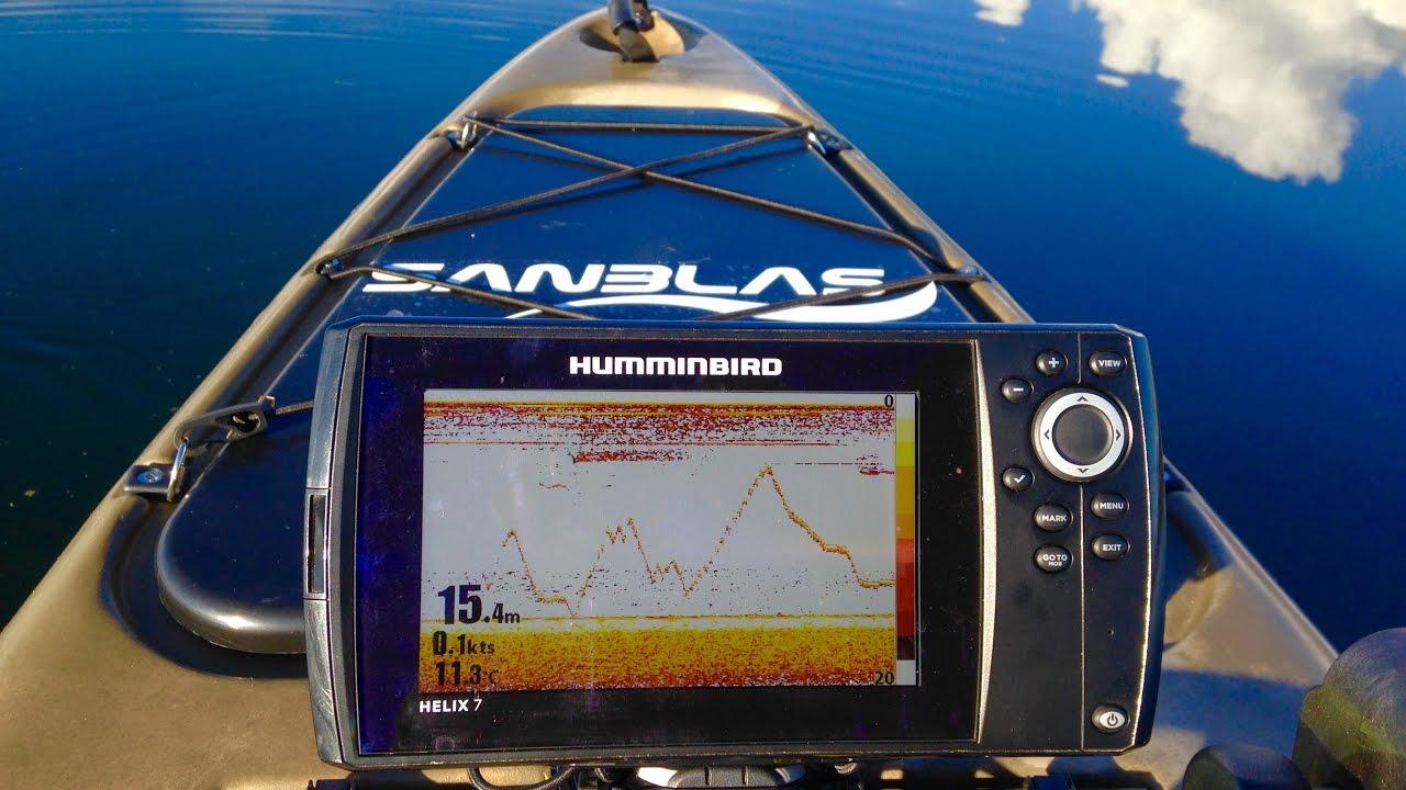 Helix 7 SI GPS Humminbird