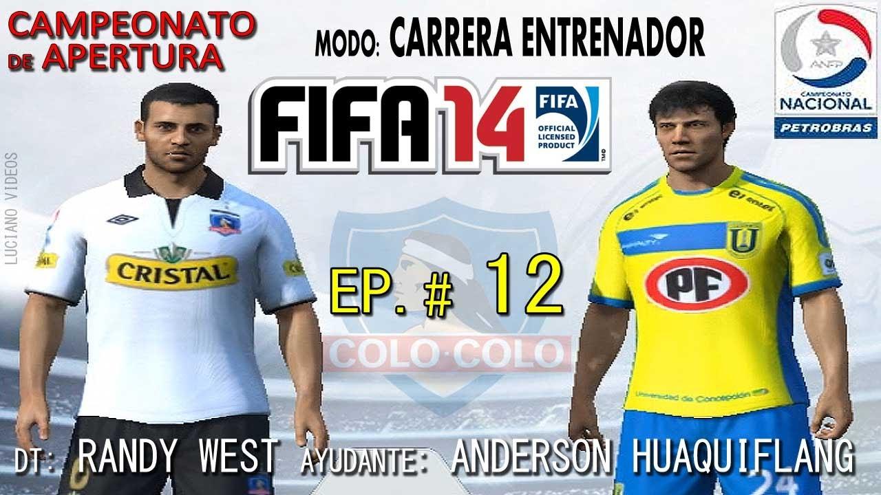 Download FIFA 14: Modo Manager Colo Colo Ep.#12 vs. Universidad de Concepción