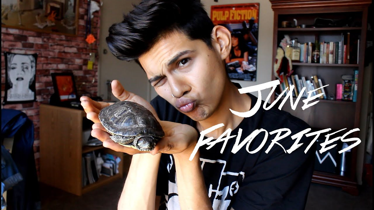 June Favorites 2015: Fashion, Men's Health/Beauty Products, Accessories! (Meet My New Turtle!)