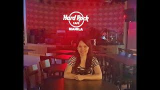 HARD ROCK CAFE MANILA 2019 - PHILIPPINES