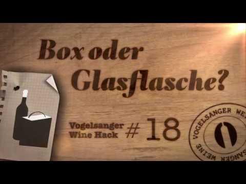 Vogelsanger Wine Hack #18