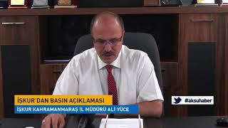 İşkur'dan Basın Açıklaması
