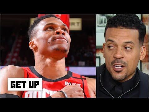 Matt Barnes loves Russell Westbrook's attitude | Get Up