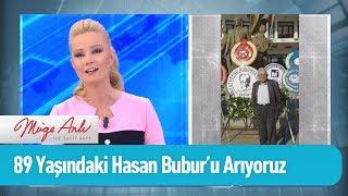 Alzheimer hastası Hasan Basri Bubur nerede? - Müge Anlı ile Tatlı Sert 15 Mayıs 2019