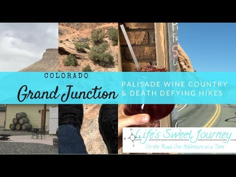 Grand Junction Colorado Palisade Wine Country