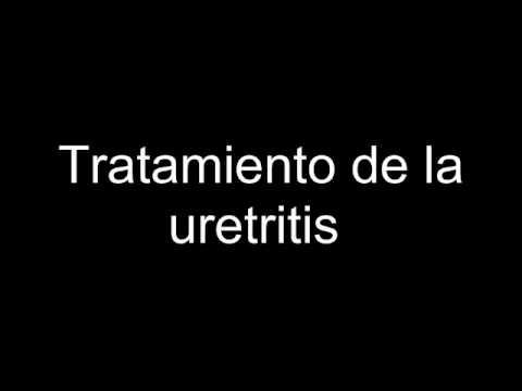 antibiótico para uretritis hombre vs