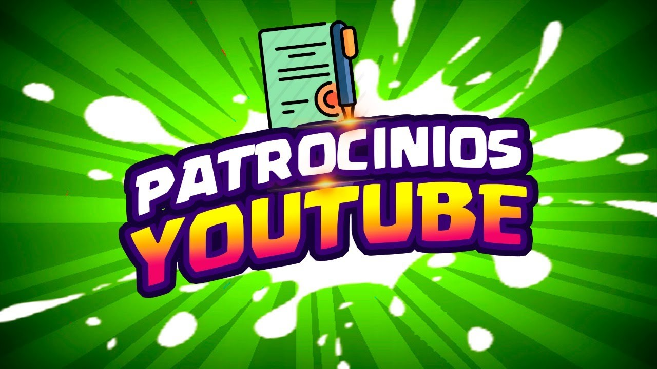 🎁 COMO CONSEGUIR PATROCINIOS en YouTube (( CONSEJOS)) Como GANAR DINERO con TÚ CANAL 💰