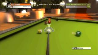 Pool Nation PC Gameplay (MAX SETTINGS)