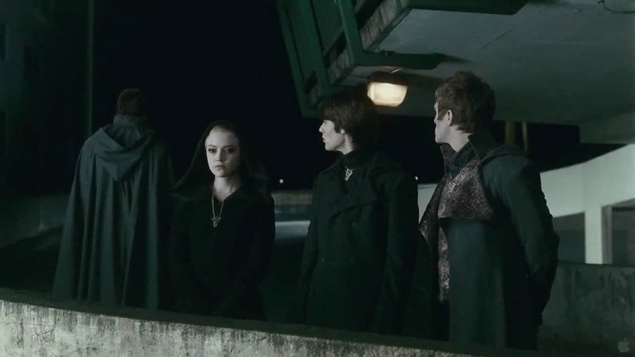 Eclipse New Scene Volturi Revealed - Youtube-8531