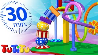 TuTiTu Specials | Bead Maze | Play Time | 30 Minutes Special