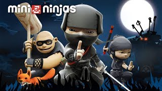 Mini Ninjas Gameplays Walkthrough PS3-XBOX360-[PC]Steam #1