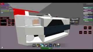 Roblox - Build And Race - Mitsubishi Lancer Evolution GSR