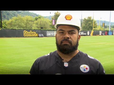 Pittsburgh Steelers' Cam Heyward