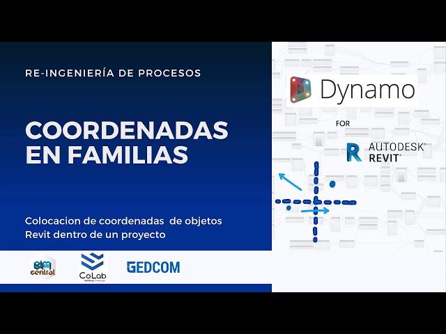Creación de Coordenadas en Familias de Revit de Forma Automatica | Demostración