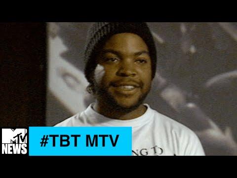 Ice Cube Interview on 'Boyz n the Hood' (1990) | #TBT MTV