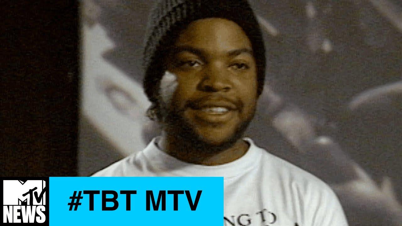 Ice Cube Interview on Boyz n the Hood 1990 TBMTV