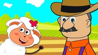Old MacDonald Had a Farm | Nursery Rhymes by HooplaKidz
