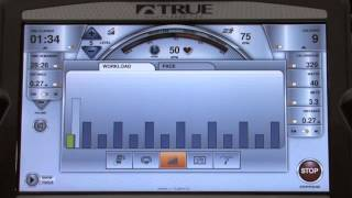 The Transcend 16 Touch Screen Console From TRUE Fitness(The all new TRUE TRANSCEND16 is the ultimate in touch screen technology. TRANSCEND16 has intuitive navigation, programs for all levels, and ..., 2013-12-31T18:29:35.000Z)
