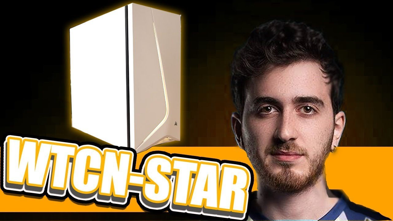 En Büyük Twitch Yayincilarindan WTCN (Ferit) İçin Topladığımız Özel Oyuncu Bilgisayarı:WTCN STAR