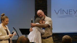 Vineyard at the River - CA Sunday Service 2019 June 2 - Joe Millray Testimony