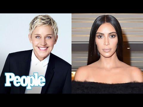 Kim Kardashian Has 'No Desire To Resume Her Old Life', Ellen DeGeneres & More   People NOW   People