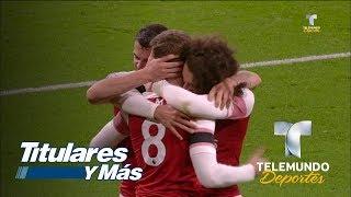 Arsenal despide a Aaron Ramsey | Telemundo Deportes
