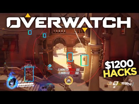 What Its Like AIMBOTTING In Overwatch 2020