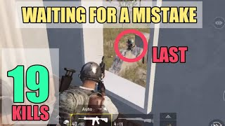 This Mistake Costed Him a Dinner | SOLO SQUAD | 19 KILLS | PUBG Mobile