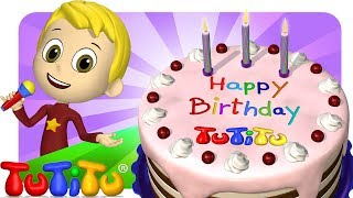 Baby Songs | Birthday Cake and many more | TuTiTu Songs 40 minutes special