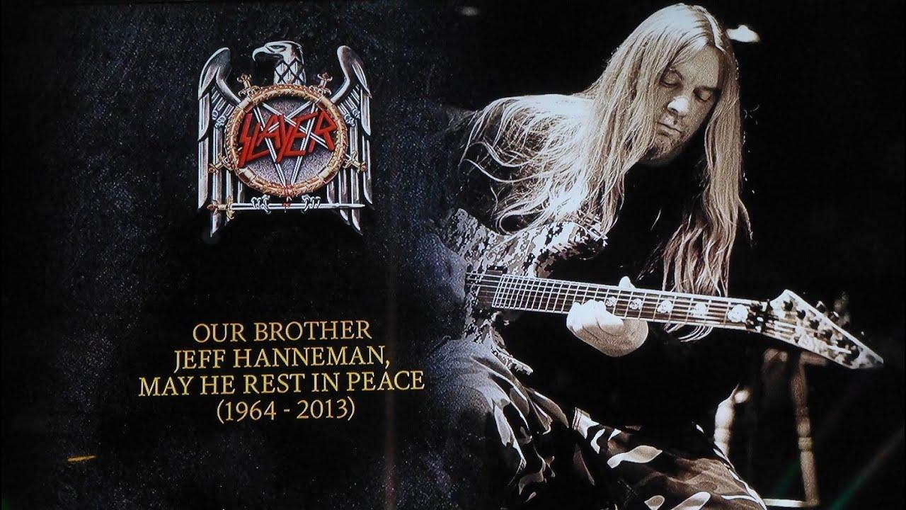 Jeff Hanneman Memorial Opening Statment (Nick Bowcott ...
