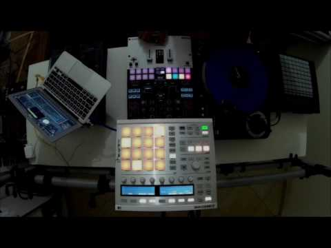SERATO PITCH N TIME - Maschine Controlled - By Fernando Midi