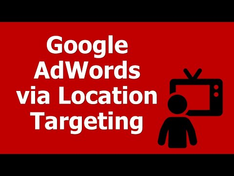 How To Target Zip Codes (Postal Codes) In Google AdWords Via Location Targeting (Geotargeting)